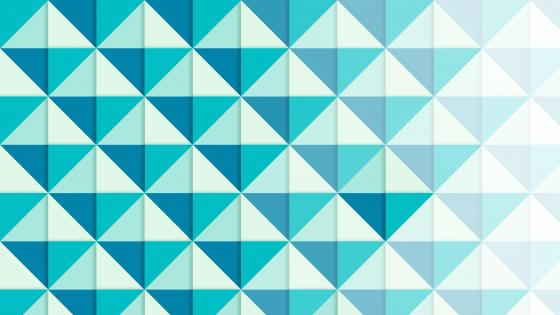 Geometric design wallpaper