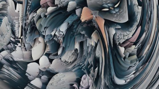 Scary Pebble wallpaper