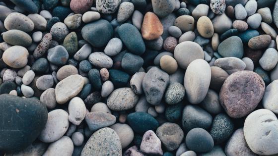 Pebble Concrete wallpaper