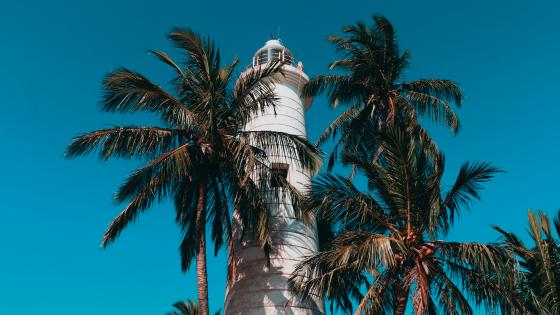 Galle Lighthouse - Sri Lanka wallpaper