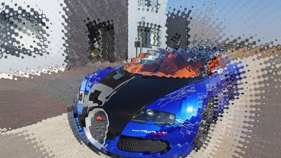 Bugatti Crystallize wallpaper