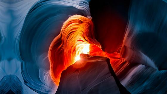 Antelope Canyon wallpaper