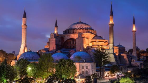 Hagia Sophia wallpaper