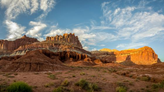 Capitol Reef National Park (Utah) wallpaper