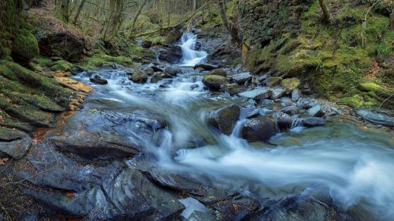 Kirkton Glen, Balquhidder wallpaper