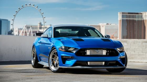 Ford Mustang GT Bojix Design wallpaper