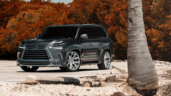 Lexus LX570 wallpaper