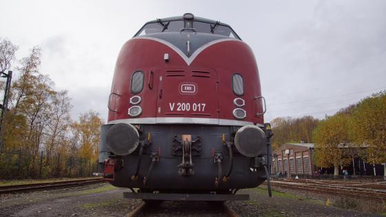 Railway Museum Dahlhausen wallpaper