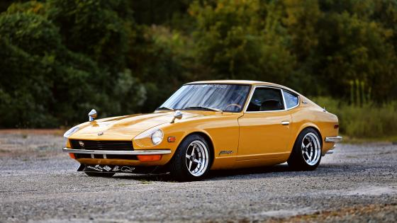 Nissan Fairlady Z S30 wallpaper