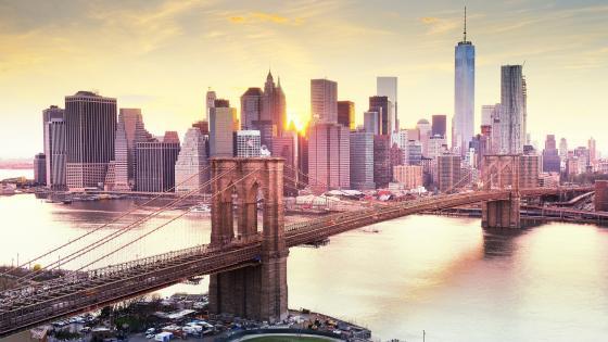 Brooklyn Bridge, NYC wallpaper