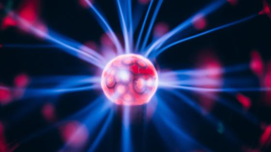 Plasma Energy wallpaper