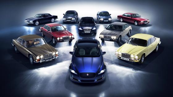 Jaguar XJ50 wallpaper