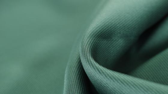 Teal textil crease wallpaper