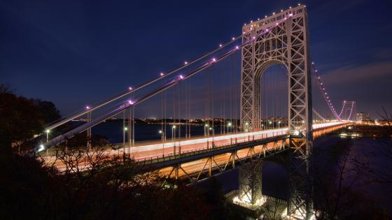 George Washington Bridge wallpaper