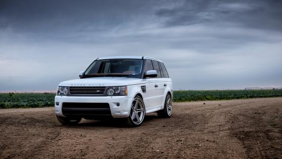 Range Rover Suv wallpaper