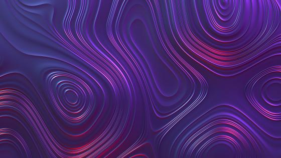 Purple abstraction wallpaper