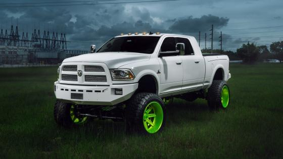 Ram Pickup wallpaper