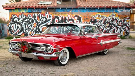 1960 Chevrolet Impala wallpaper