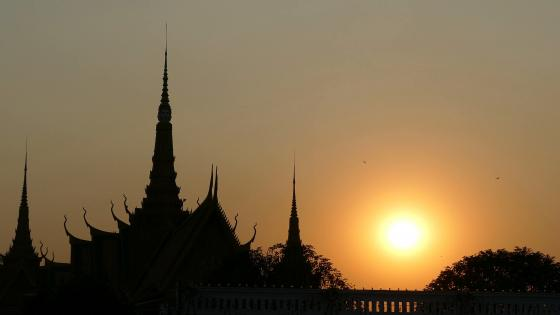 Royal Palace (Cambodia) wallpaper
