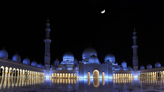 Sheikh Zayed Mosque wallpaper