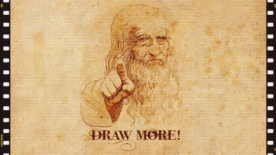 Draw More! wallpaper