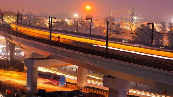 Ghaziabad Traffic wallpaper