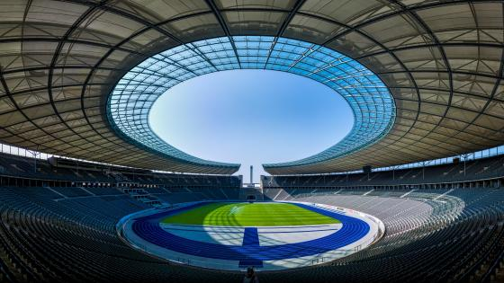 Olympiastadion wallpaper