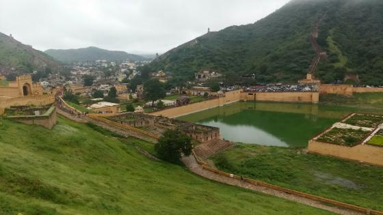 Amer Fort (Jaipur) wallpaper