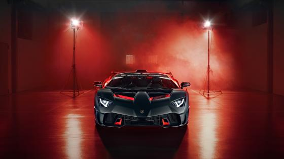Lamborghini SC18 wallpaper
