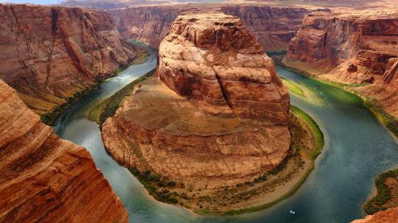 Horseshoe Bend (Grand Canyon National Park) wallpaper