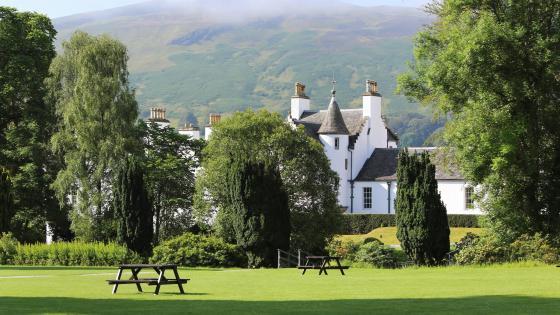 Blair Castle wallpaper
