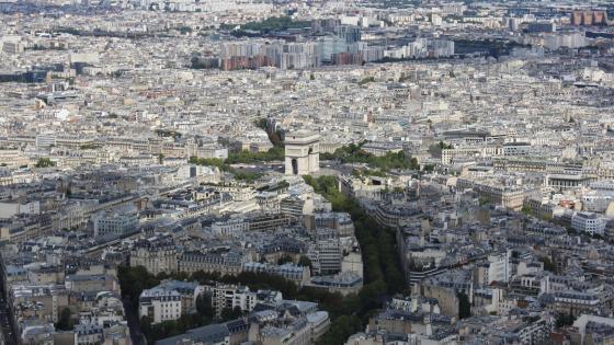 Paris Cityscape wallpaper