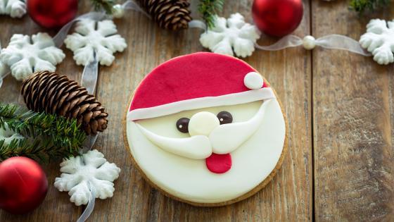 Christmas Cookie wallpaper