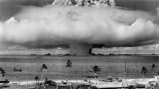 Operation Crossroads wallpaper
