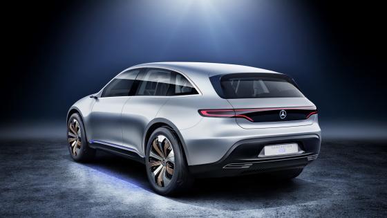 Mercedes-Benz Generation EQ wallpaper