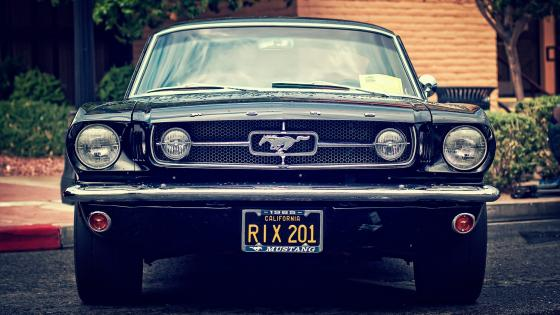 1965 Ford Mustang 289 V9 wallpaper