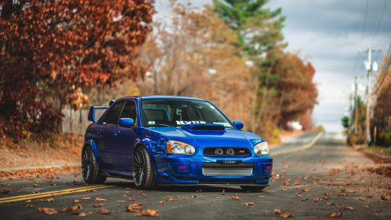Subaru Impreza wallpaper