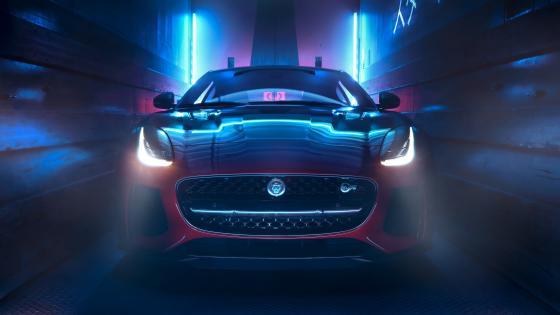Jaguar F-Type wallpaper