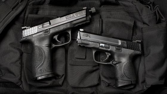 Smith & Wesson firearms wallpaper