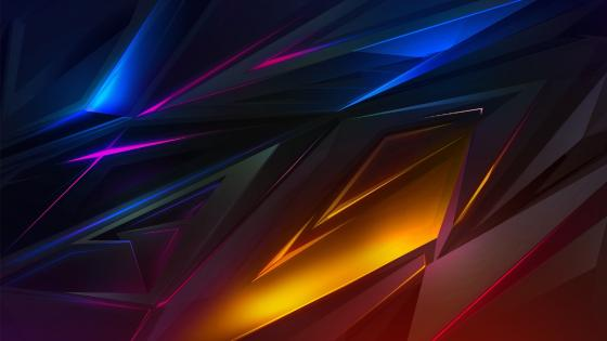 Wallpaper from abstract category