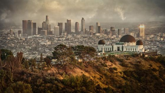 Griffith Observatory, Los Angeles wallpaper