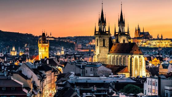 Prague, Czechia wallpaper