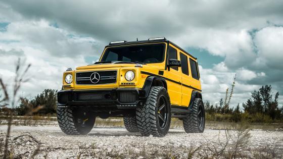 Mercedes-Benz G63 AMG wallpaper