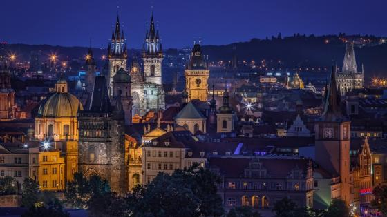 Prague, Czech Republic wallpaper