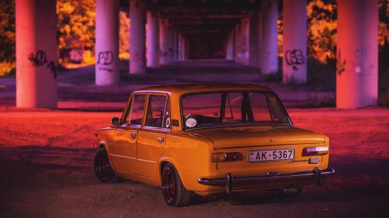 Lada (VAZ–2101) wallpaper