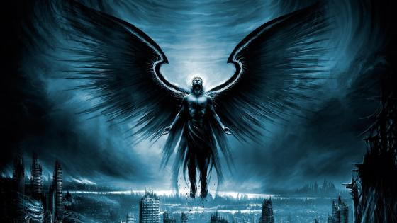 Dark Angel wallpaper