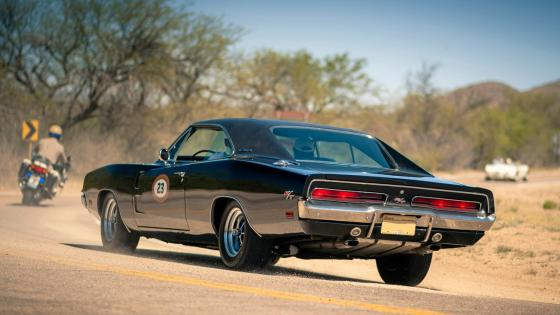 Dodge Charger R/T wallpaper