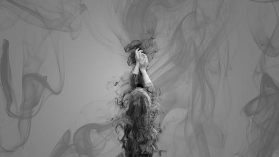Smoking Desires wallpaper