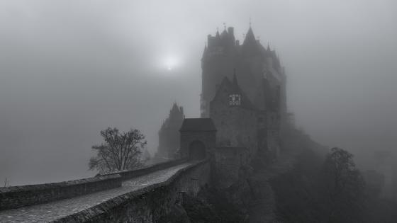 Eltz Castle (Burg Eltz) wallpaper