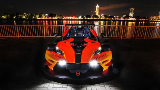 KTM X-Bow Wimmer RST wallpaper